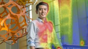 Po-Chun Hsu, Creator of the Coolest T-Shirt in History