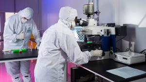 users in the SMIF characterization labs