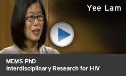 Yee Lam - Interdisciplinary Research for HIV