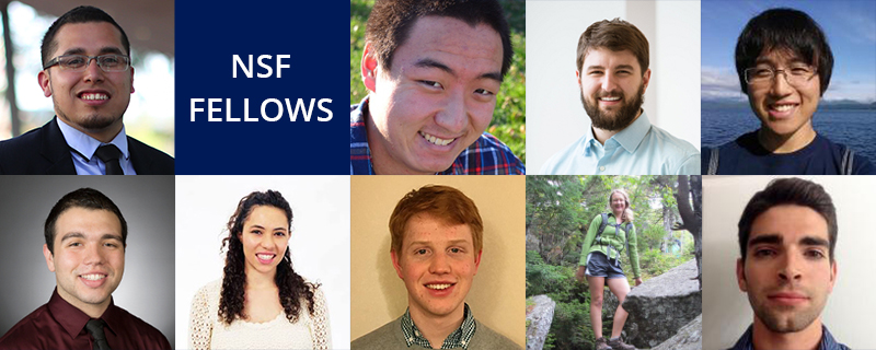 NSF fellows photo grid