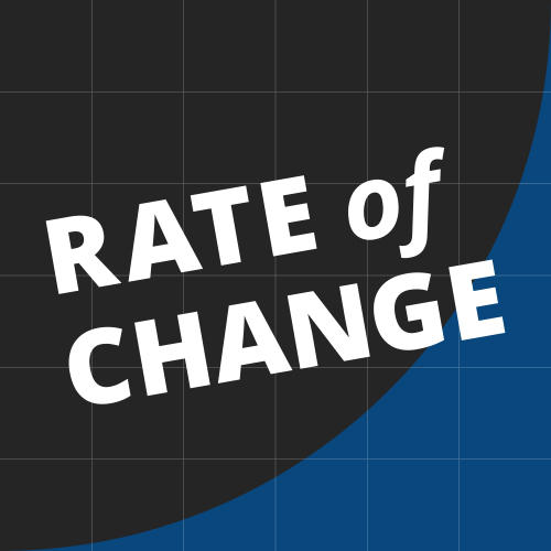Rate of Change podcast cover art